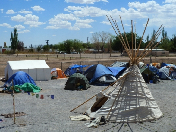 Camp Hope 2012