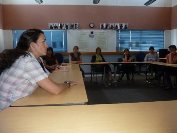 MVCH Exec Dir Nicole Martinez Speaks about our work.