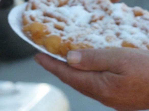 Yummmmmy Funnel Cake