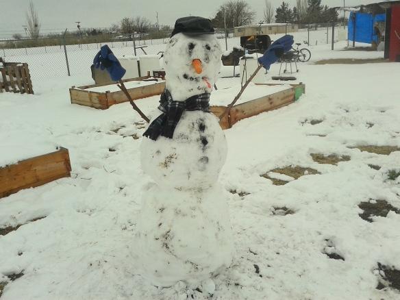Happy Snow Day!